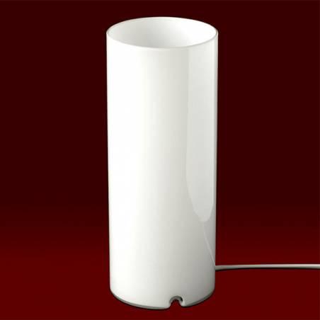 "Lampa 4410 ""Matylda midi"" stołowa opalowa - h. 350 mm"