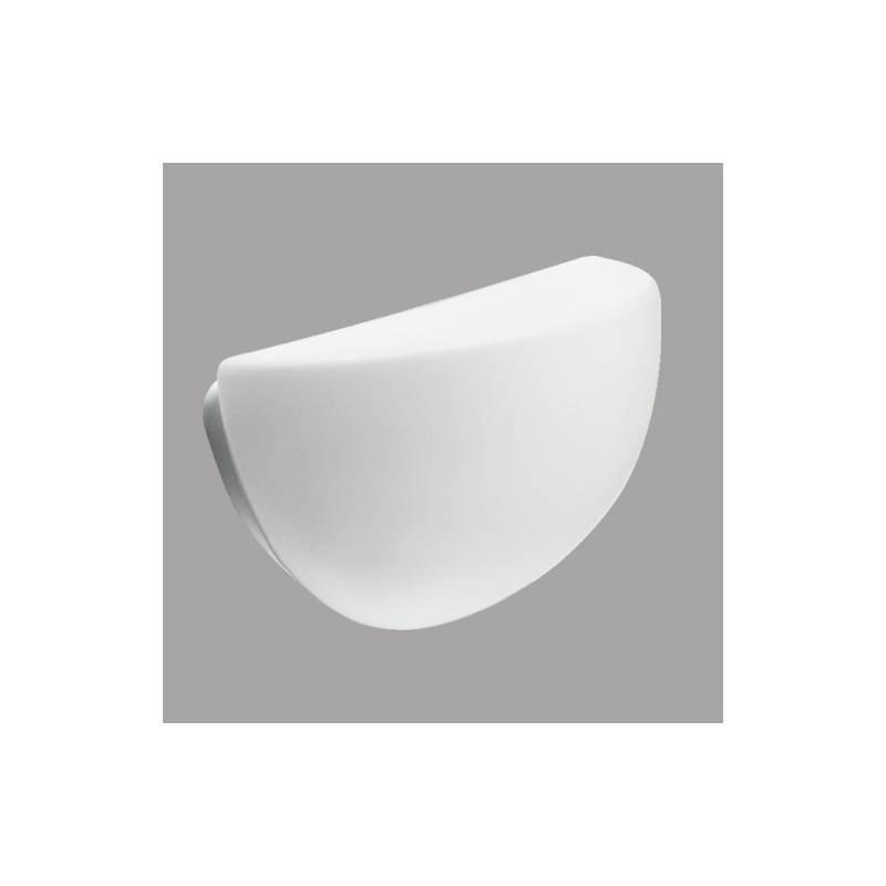 Plafon NELA 2 opalowy matowy - dł. 350 mm