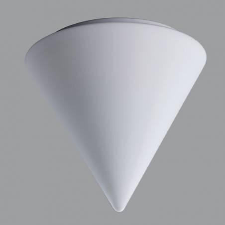 Opal matte plafond KIRA 2 - d. 300 mm