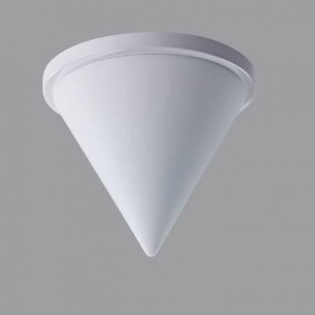 Opal matte plafond KIRA D1 - d. 275 mm