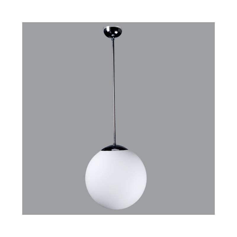 Opal matte lamp ADRIA 2 - d. 300 mm
