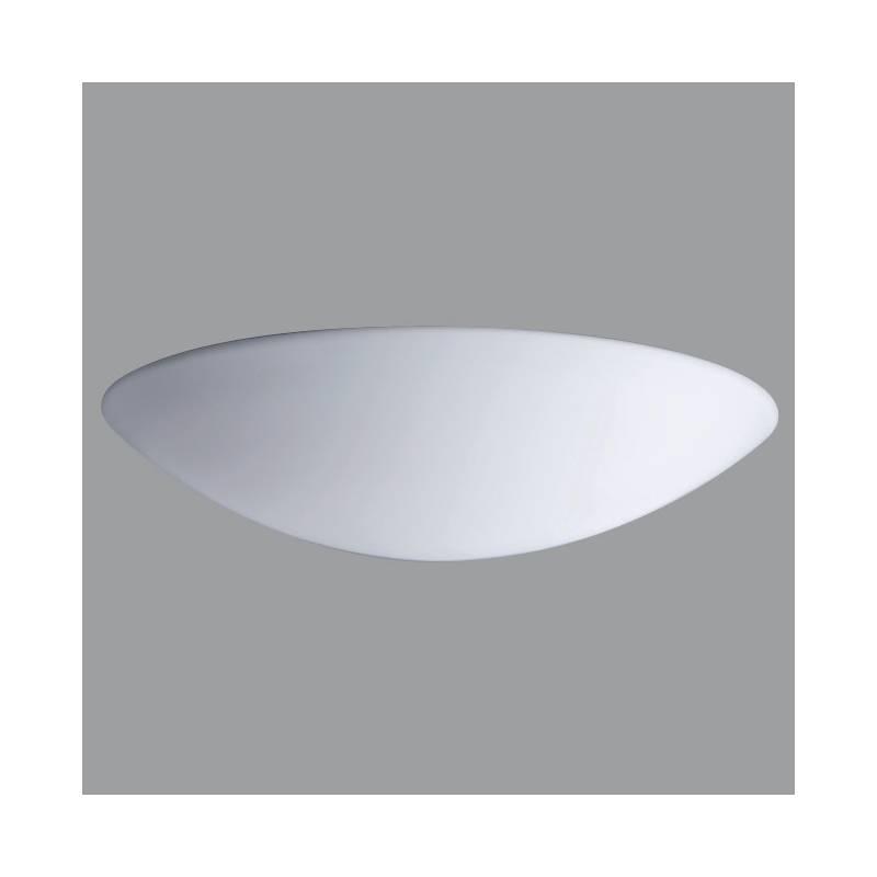 Opal matte plafond AURA 9 - d. 590 mm