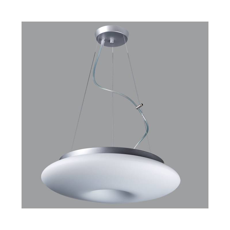 Opal matte lamp SATURN L2 - d. 490 mm