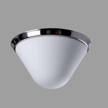 Opal matte plafond DRACO DL2 - d. 305 mm