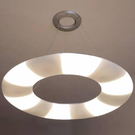 Lampa GALAXIA L1 opalowa matowa - śr. 1540 mm
