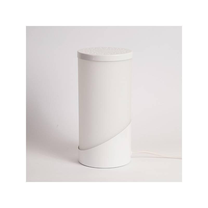 Opal matte table lamp ADELE - d. 120 mm
