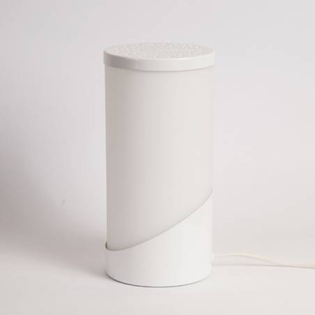 Lampa ADELE stołowa opalowa matowa - śr. 120 mm