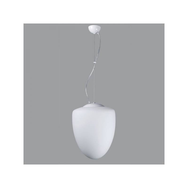 Lampa ASTRA L opalowa matowa - śr. 350 mm