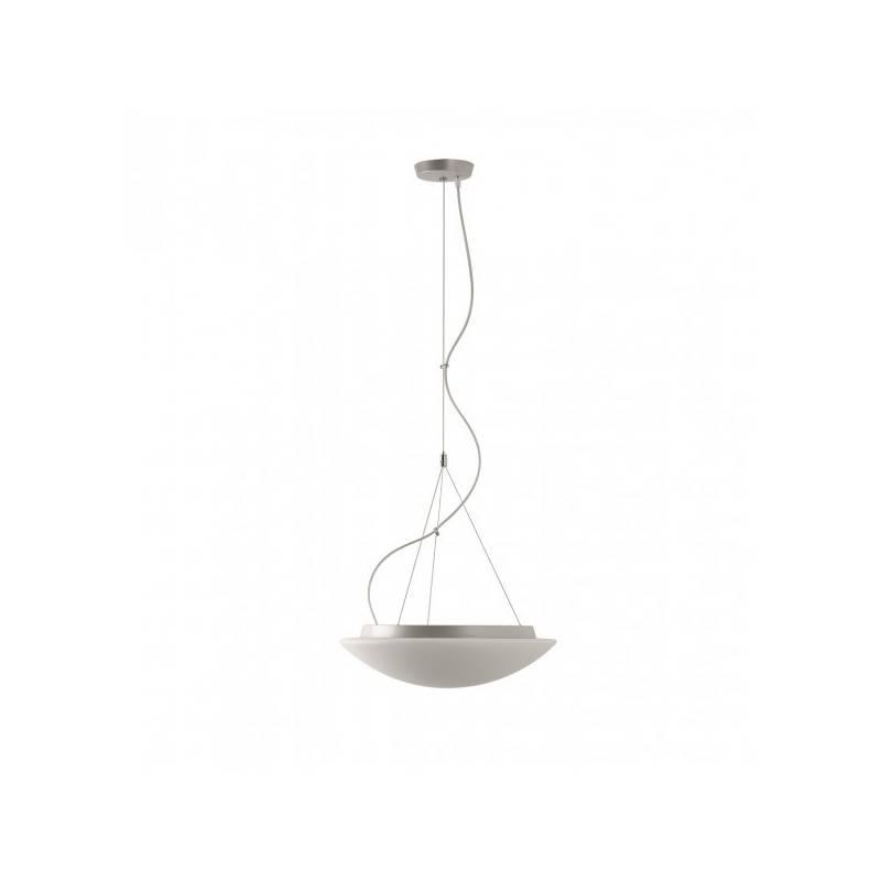 Opal matte lamp AURA T5 - d. 490 mm