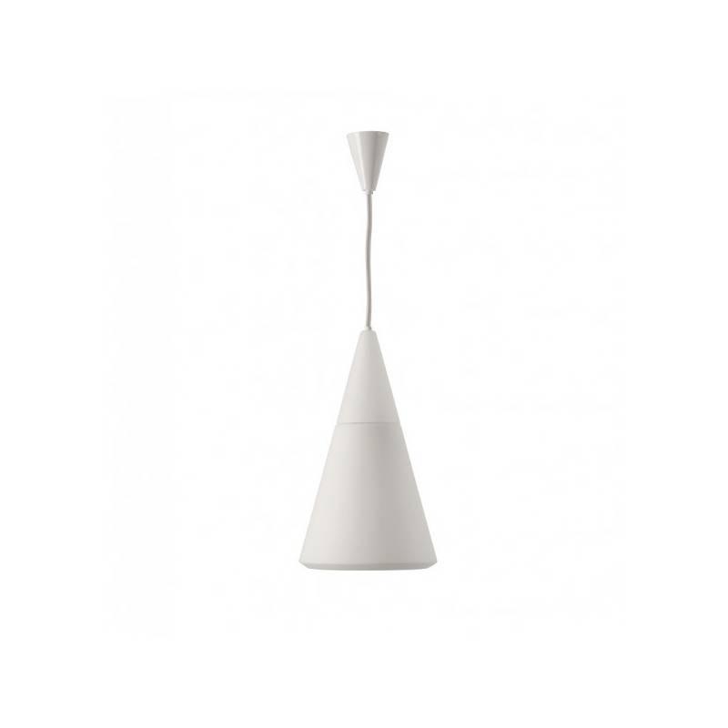 Lampa DANTE 1 opalowa matowa - śr. 300 mm