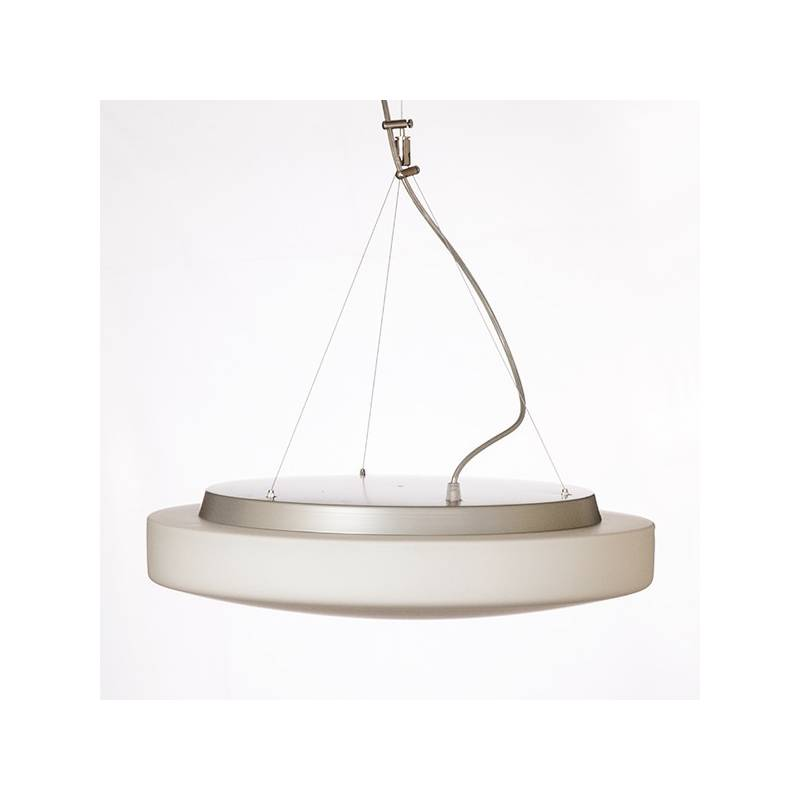 Opal matte lamp EDNA T5 - d. 490 mm