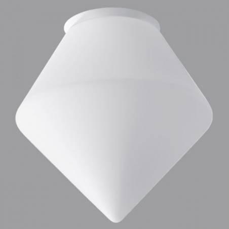 Plafon AFRA opalowy matowy - śr. 300 mm