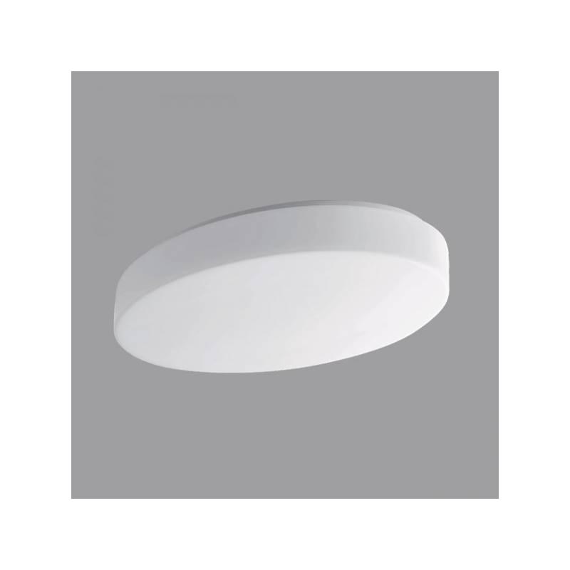 Plafon GEMINI 1 opalowy matowy - dł. 385 mm