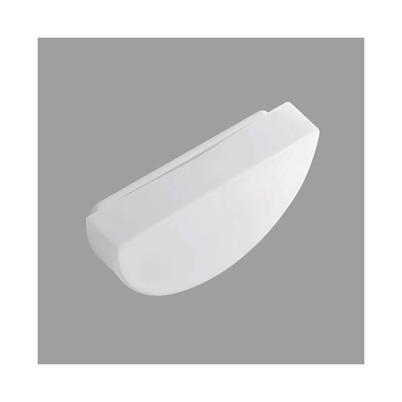 Opal matte plafond NARA 1 - l. 360 mm