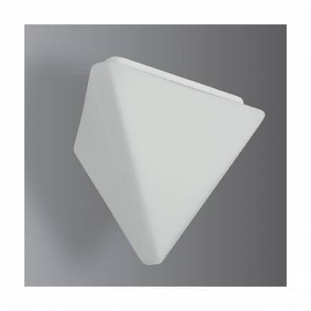 Opal matte plafond PYRAMUS 1 - l. 300 mm