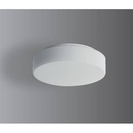 Opal matte plafond ELSA 1 LED - d. 250 mm