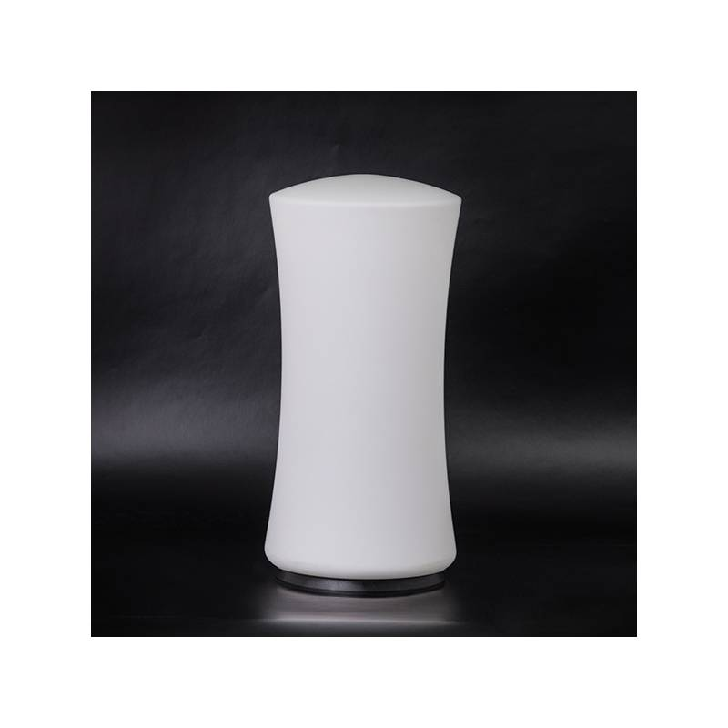 Plafon ATIK opalowy matowy - śr. 180 mm