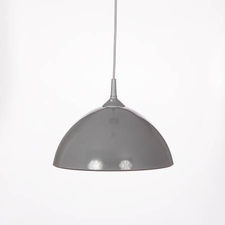 Cristal glass painted lampshade 1059 - d. 300/42 mm