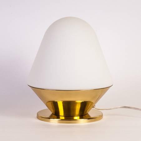 Lampa ACTOR SL stołowa opalowa matowa - śr. 220 mm