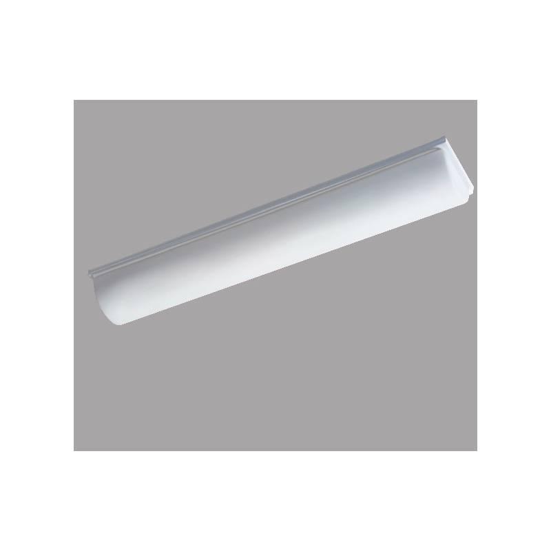 Plafon SYLWIA D1 opalowy matowy - dł. 620 mm
