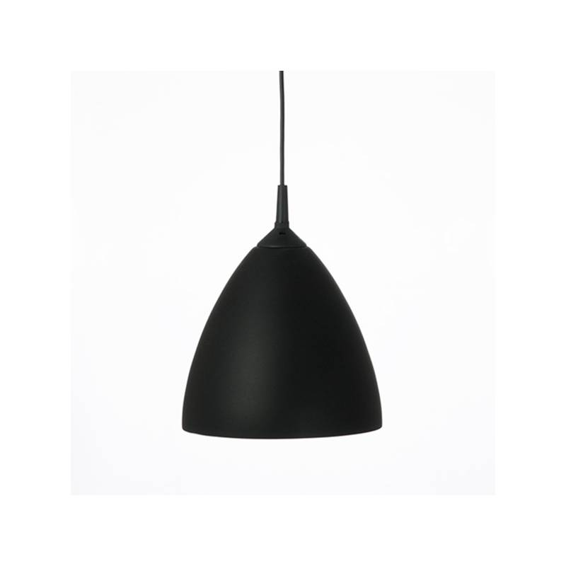 Opal painted lampshade 4360 - d. 210/45 mm