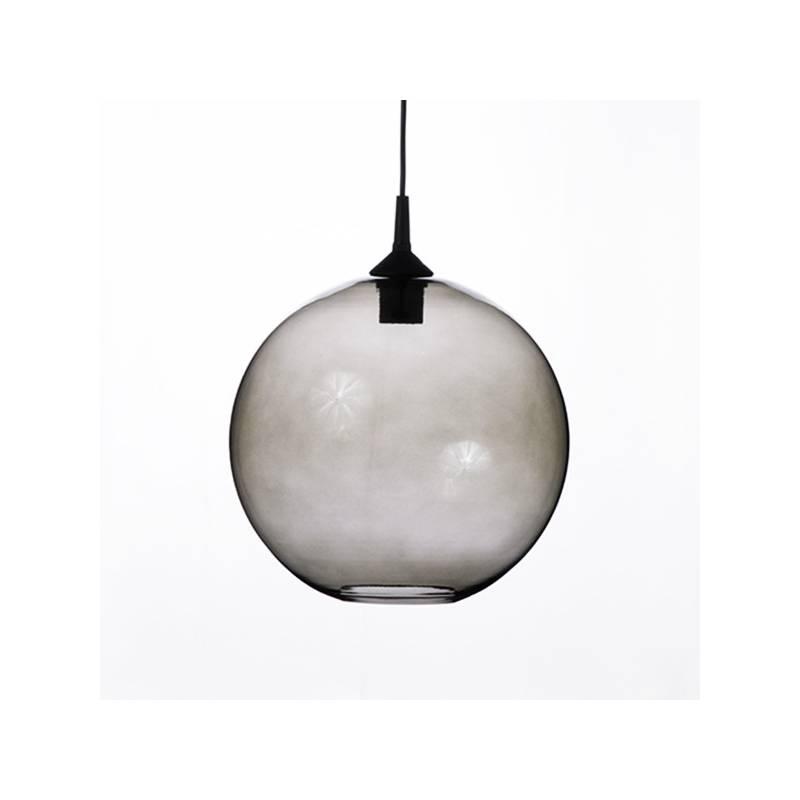Lampenschirm 4054 hell mit Farbe bemalt - d. 250/42 mm