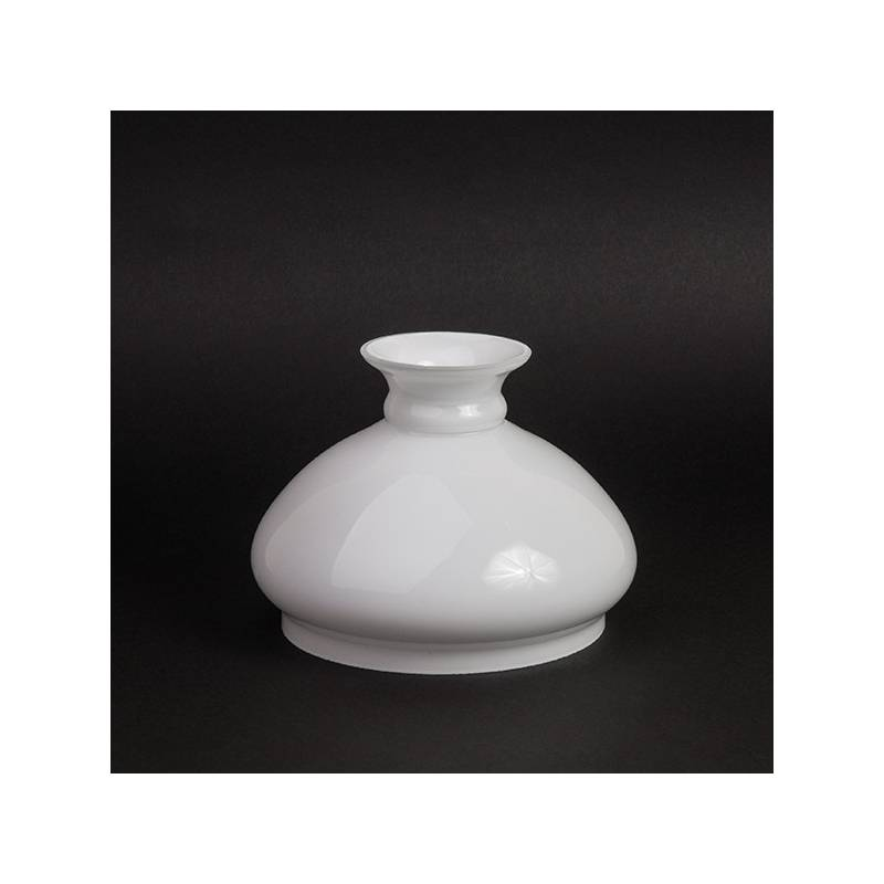 Klosz 0098X do lampy naftowej opal - alladyn