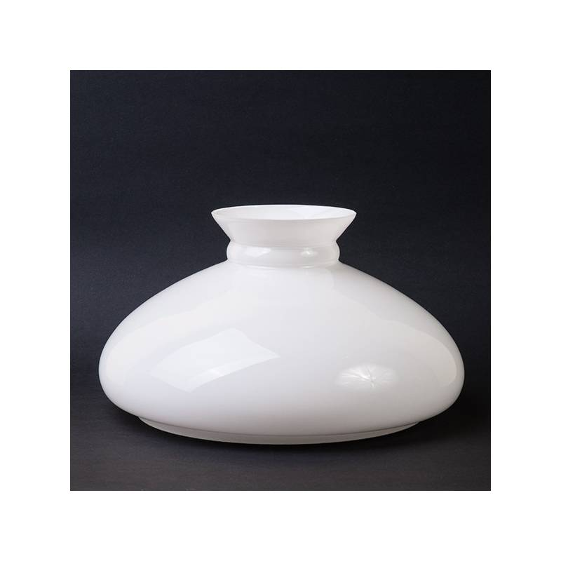 Opal oil lampshade 0268X - Alladin