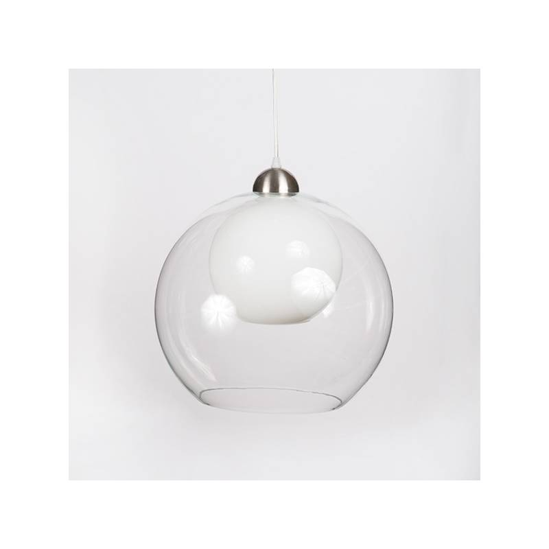 """Lampa """"Kula w kuli"""" - śr. 350/45 mm"""