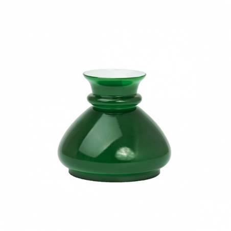 Klosz 492 do lampy naftowej opal - alladyn - otw.mont. 109 mm