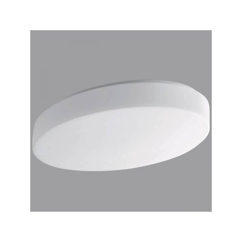 Opal matte plafond GEMINI 2 LED - l. 495 mm