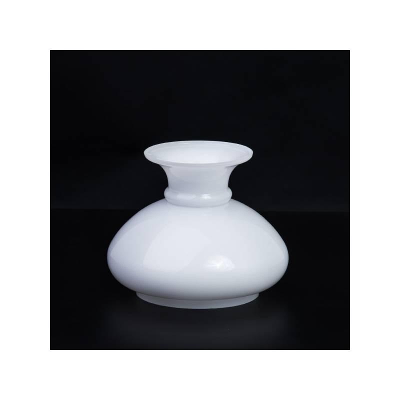 Klosz 0022 do lampy naftowej opal - alladyn - otw.mont. 99 mm