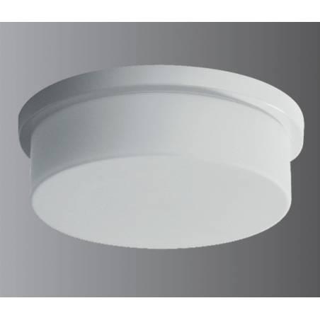 Plafon ELSA D4 opalowy matowy - śr. 420 mm