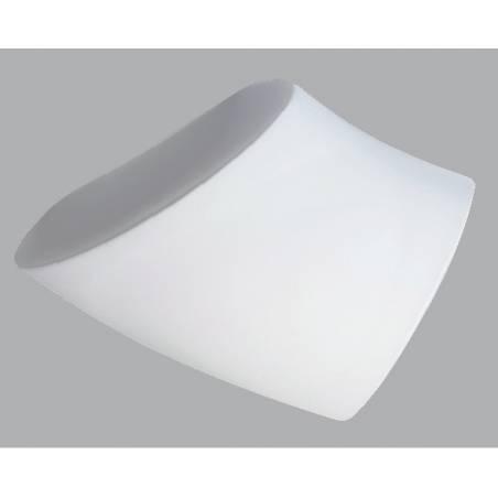 Plafon ALTAIR 2S opalowy matowy - dł. 360 mm