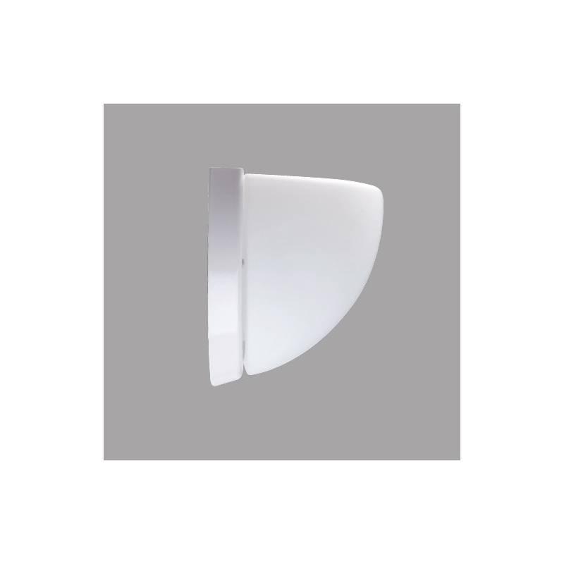 Plafon NELA DL3 opalowy matowy - śr. 370 mm