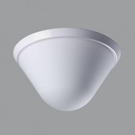 Plafon DRACO DL3 opalowy matowy - śr. 385 mm