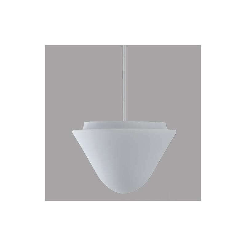 Opal matte lamp DRACO P3 - d. 350 mm