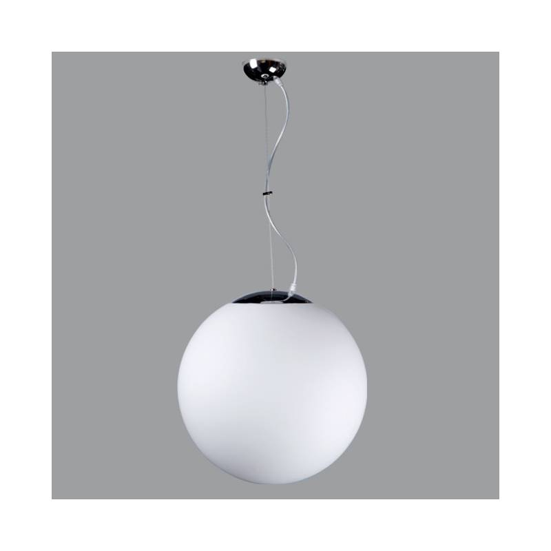 Opal matte lamp ADRIA L5 - d. 600 mm