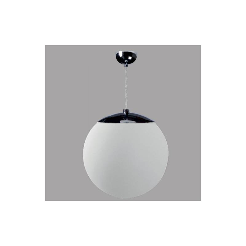 Lampa ADRIA S5 opalowa matowa - śr. 600 mm