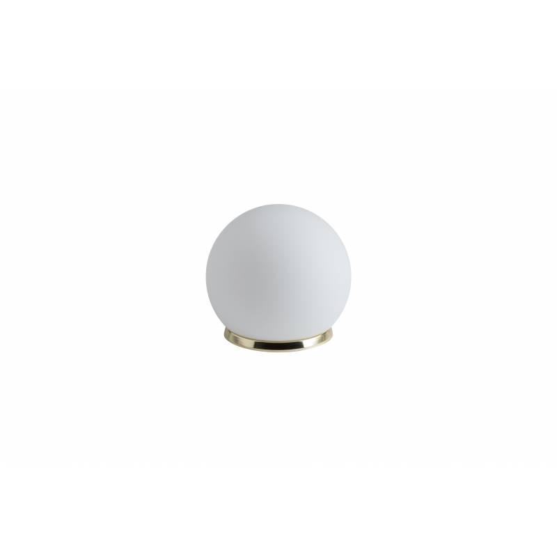 Opal matte table lamp BIANCA 1 - d. 200 mm