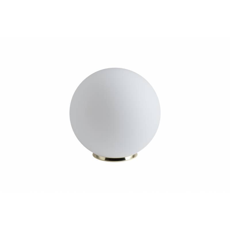 Opal matte table lamp BIANCA 3 - d. 300 mm