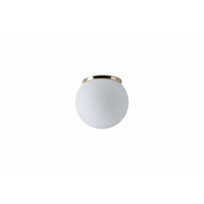 Opal matte plafond STYX 1 - d. 200 mm