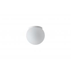 Plafon STYX 1 opalowy matowy - śr. 200 mm