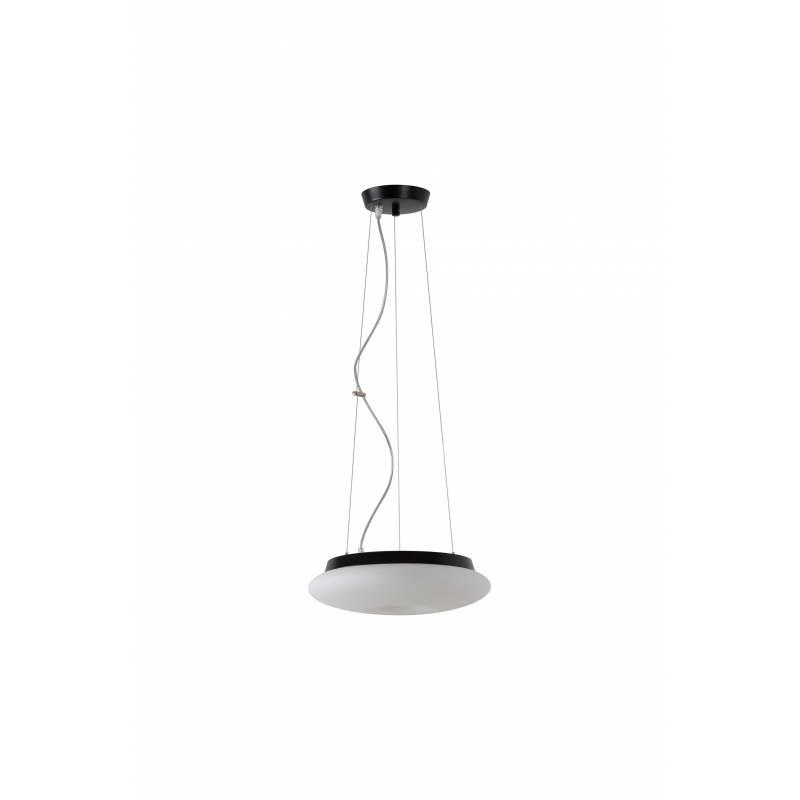 Lampa SATURN L1 opalowa matowa - śr. 350 mm