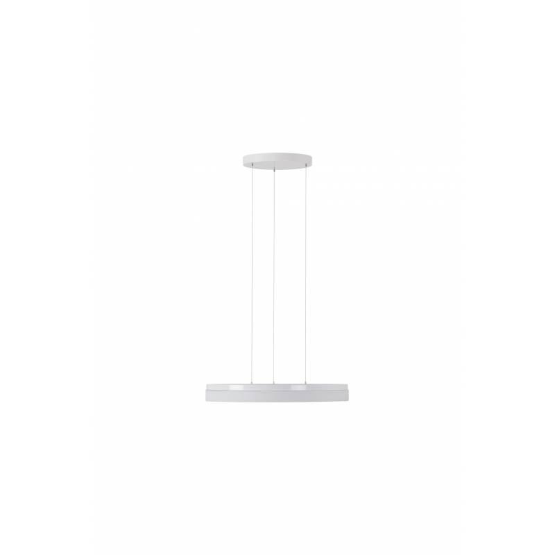 Opal matte lamp CARINA LE - d. 500 mm