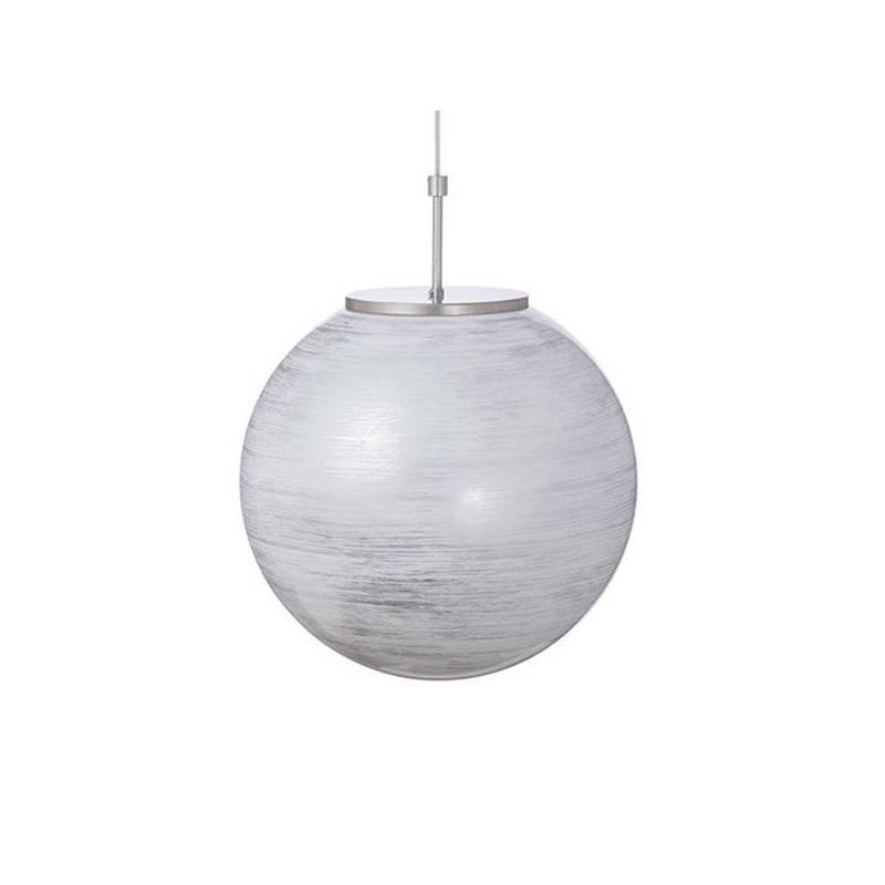 Klosz 4500 opalowy, zdobiony spiralą - śr. 400/150 mm