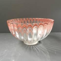 Cristal glass platter 7903...