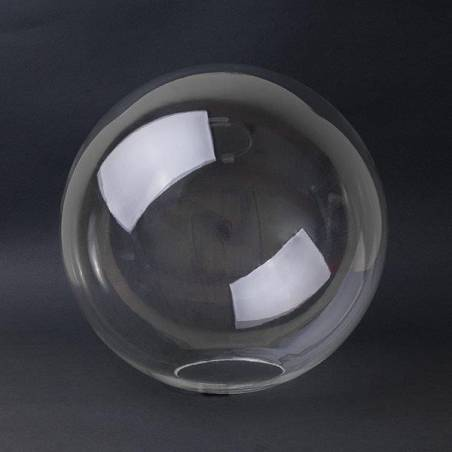 Cristalglass lampshade 4048 - d. 350/100 mm - second quality