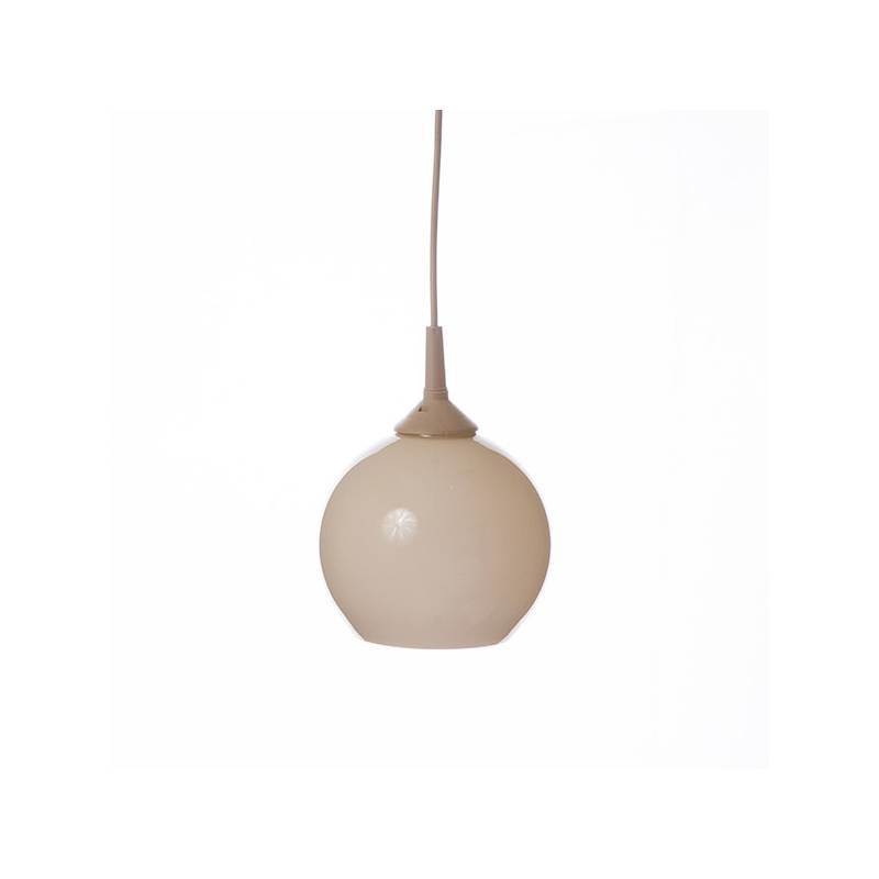 Opal painted lamp 4051 - d. 160/45 mm