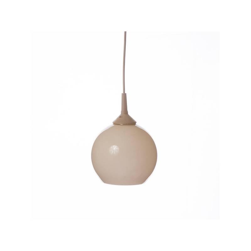 Opal painted lamp 4051 - d. 160/45 mm